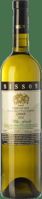 23,95 € Free Shipping | White wine Bisson Villa Fieschi I.G.T. Portofino Liguria Italy Cimixià Bottle 75 cl