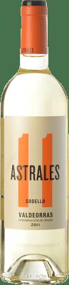 19,95 € Envoi gratuit | Vin blanc Astrales D.O. Valdeorras Galice Espagne Godello Bouteille 75 cl