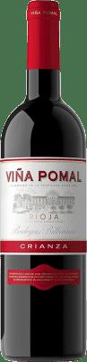 8,95 € Envoi gratuit | Vin rouge Bodegas Bilbaínas Viña Pomal Centenario Crianza D.O.Ca. Rioja La Rioja Espagne Tempranillo Bouteille 75 cl