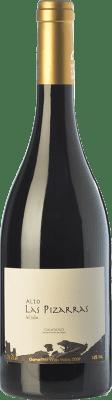 21,95 € Envío gratis | Vino tinto Bodegas del Jalón Alto las Pizarras Crianza D.O. Calatayud Aragón España Garnacha Botella 75 cl