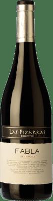 8,95 € Envío gratis | Vino tinto Bodegas del Jalón Fabla Joven D.O. Calatayud Aragón España Garnacha Botella 75 cl