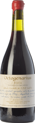 59,95 € Free Shipping | Red wine Gama Octogenarius Crianza D.O.Ca. Rioja The Rioja Spain Grenache Bottle 75 cl