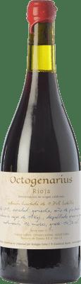 49,95 € Kostenloser Versand | Rotwein Gama Octogenarius Crianza D.O.Ca. Rioja La Rioja Spanien Grenache Flasche 75 cl
