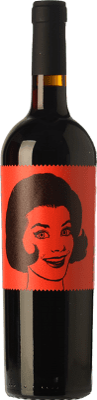 9,95 € Kostenloser Versand | Rotwein Luzón Las Hermanas Autor Crianza D.O. Jumilla Kastilien-La Mancha Spanien Tempranillo, Cabernet Sauvignon, Monastrell Flasche 75 cl