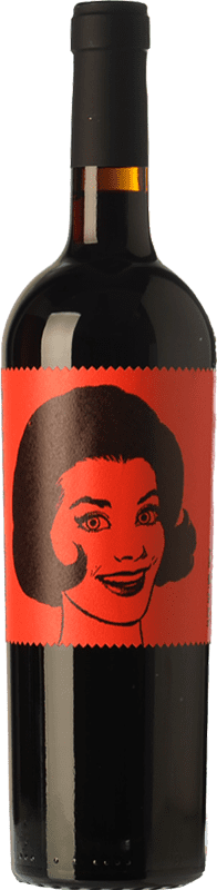 9,95 € Free Shipping | Red wine Luzón Las Hermanas Autor Crianza D.O. Jumilla Castilla la Mancha Spain Tempranillo, Cabernet Sauvignon, Monastrell Bottle 75 cl