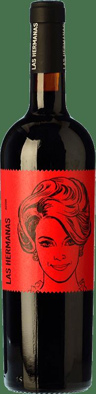 9,95 € Envoi gratuit   Vin rouge Luzón Las Hermanas Autor Crianza D.O. Jumilla Castilla La Mancha Espagne Tempranillo, Cabernet Sauvignon, Monastrell Bouteille 75 cl