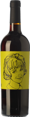 6,95 € Envoi gratuit | Vin rouge Luzón Las Hermanas Organic Joven D.O. Jumilla Castilla La Mancha Espagne Monastrell Bouteille 75 cl