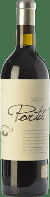 28,95 € Free Shipping | Red wine Luzón Portú Crianza D.O. Jumilla Castilla la Mancha Spain Cabernet Sauvignon, Monastrell Bottle 75 cl