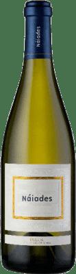 25,95 € Envío gratis | Vino blanco Naia Naiades Crianza D.O. Rueda Castilla y León España Verdejo Botella 75 cl