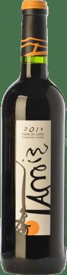 8,95 € Kostenloser Versand | Rotwein Teófilo Reyes Tamiz Roble D.O. Ribera del Duero Kastilien und León Spanien Tempranillo Flasche 75 cl
