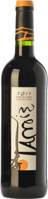 8,95 € Envío gratis | Vino tinto Teófilo Reyes Tamiz Roble D.O. Ribera del Duero Castilla y León España Tempranillo Botella 75 cl