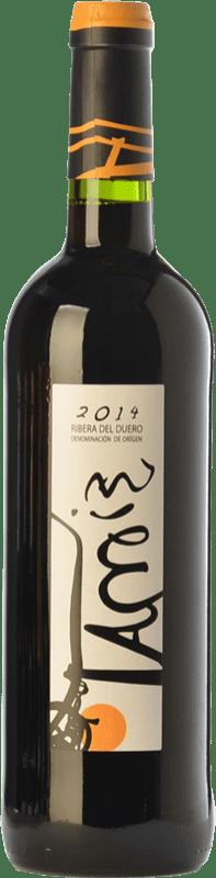 8,95 € Envoi gratuit | Vin rouge Teófilo Reyes Tamiz Roble D.O. Ribera del Duero Castille et Leon Espagne Tempranillo Bouteille 75 cl
