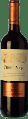 7,95 € Free Shipping   Red wine Bodegas Riojanas Puerta Vieja Selección Crianza D.O.Ca. Rioja The Rioja Spain Tempranillo Bottle 75 cl