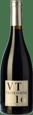 29,95 € Envoi gratuit | Vin rouge Valtravieso VT Vendimia Seleccionada Joven D.O. Ribera del Duero Castille et Leon Espagne Tempranillo, Merlot, Cabernet Sauvignon Bouteille 75 cl