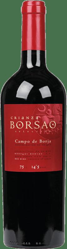 7,95 € Envoi gratuit   Vin rouge Borsao Crianza D.O. Campo de Borja Aragon Espagne Tempranillo, Merlot, Grenache Bouteille 75 cl