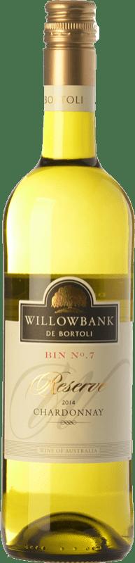 11,95 € Envío gratis | Vino blanco Bortoli Willowbank Bin Nº 7 Crianza I.G. Southern Australia Southern Australia Australia Chardonnay Botella 75 cl