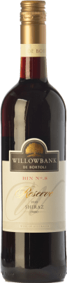 11,95 € Free Shipping | Red wine Bortoli Willowbank Bin Nº 8 Crianza I.G. Southern Australia Southern Australia Australia Syrah Bottle 75 cl