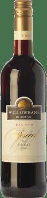 9,95 € Kostenloser Versand | Rotwein Bortoli Willowbank Bin Nº 8 Crianza I.G. Southern Australia Südaustralien Australien Syrah Flasche 75 cl