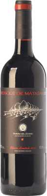32,95 € Envoi gratuit | Vin rouge Bosque de Matasnos Edición Limitada Reserva 2011 D.O. Ribera del Duero Castille et Leon Espagne Tempranillo, Merlot Bouteille 75 cl