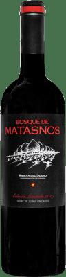 26,95 € Envío gratis | Vino tinto Bosque de Matasnos Edición Limitada Reserva D.O. Ribera del Duero Castilla y León España Tempranillo, Merlot Botella 75 cl