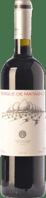 29,95 € Envío gratis | Vino tinto Bosque de Matasnos Crianza D.O. Ribera del Duero Castilla y León España Tempranillo, Merlot Botella 75 cl
