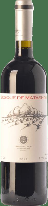 24,95 € Envoi gratuit | Vin rouge Bosque de Matasnos Crianza D.O. Ribera del Duero Castille et Leon Espagne Tempranillo, Merlot Bouteille 75 cl