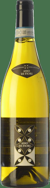 27,95 € Envío gratis | Vino blanco Braida Asso di Fiori D.O.C. Langhe Piemonte Italia Chardonnay Botella 75 cl
