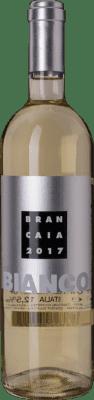 11,95 € Envío gratis | Vino blanco Brancaia Il Bianco I.G.T. Toscana Toscana Italia Sauvignon Blanca, Gewürztraminer, Sémillon Botella 75 cl