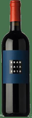 65,95 € Free Shipping | Red wine Brancaia Il Blu I.G.T. Toscana Tuscany Italy Merlot, Cabernet Sauvignon, Sangiovese Bottle 75 cl