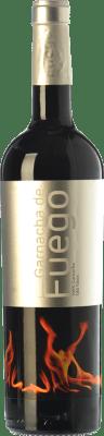 6,95 € Envío gratis | Vino tinto Breca Garnacha de Fuego Joven D.O. Calatayud Aragón España Garnacha Botella 75 cl