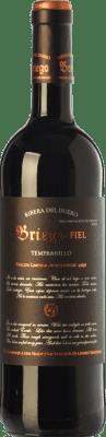 33,95 € Envío gratis | Vino tinto Briego Fiel Reserva D.O. Ribera del Duero Castilla y León España Tempranillo Botella 75 cl