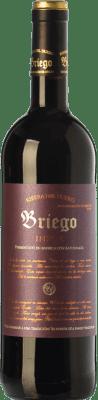 42,95 € Kostenloser Versand | Rotwein Briego Infiel Crianza 2006 D.O. Ribera del Duero Kastilien und León Spanien Tempranillo Flasche 75 cl