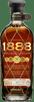 49,95 € Envoi gratuit   Rhum Brugal 1888 République Dominicaine Bouteille 70 cl
