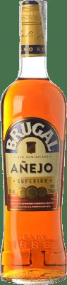 15,95 € Free Shipping | Rum Brugal Añejo Dominican Republic Bottle 70 cl