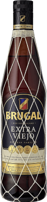 21,95 € Free Shipping | Rum Brugal Extra Viejo Dominican Republic Bottle 70 cl