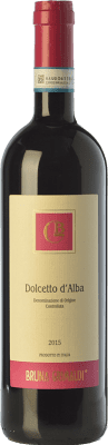 9,95 € Free Shipping | Red wine Bruna Grimaldi D.O.C.G. Dolcetto d'Alba Piemonte Italy Dolcetto Bottle 75 cl