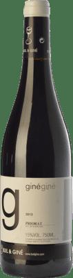 17,95 € Kostenloser Versand | Rotwein Buil & Giné Giné Joven D.O.Ca. Priorat Katalonien Spanien Grenache, Carignan Flasche 75 cl