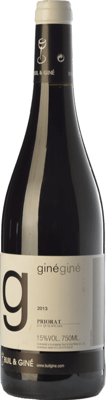 17,95 € Free Shipping | Red wine Buil & Giné Giné Joven D.O.Ca. Priorat Catalonia Spain Grenache, Carignan Bottle 75 cl