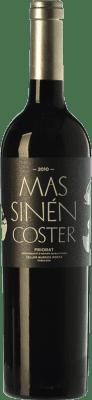 43,95 € Free Shipping | Red wine Burgos Porta Mas Sinén Coster Crianza D.O.Ca. Priorat Catalonia Spain Grenache, Carignan Bottle 75 cl