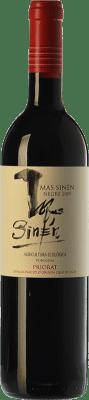 27,95 € Free Shipping | Red wine Burgos Porta Mas Sinén Negre Crianza D.O.Ca. Priorat Catalonia Spain Syrah, Grenache, Cabernet Sauvignon, Carignan Bottle 75 cl