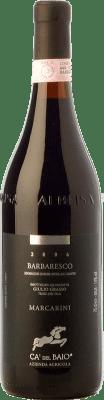 34,95 € Free Shipping | Red wine Cà del Baio Barbaresco Marcarini Reserva D.O.C. Piedmont Piemonte Italy Nebbiolo Bottle 75 cl