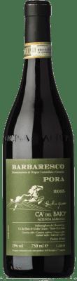 54,95 € Free Shipping | Red wine Cà del Baio Barbaresco Pora Reserva 2008 D.O.C. Piedmont Piemonte Italy Nebbiolo Bottle 75 cl