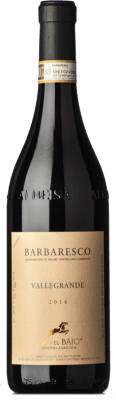 46,95 € Free Shipping | Red wine Cà del Baio Barbaresco Valgrande Reserva 2008 D.O.C. Piedmont Piemonte Italy Nebbiolo Bottle 75 cl