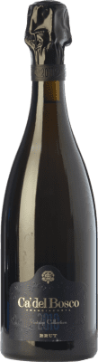 62,95 € Free Shipping | White sparkling Ca' del Bosco Vintage Collection Brut D.O.C.G. Franciacorta Lombardia Italy Pinot Black, Chardonnay, Pinot White Bottle 75 cl