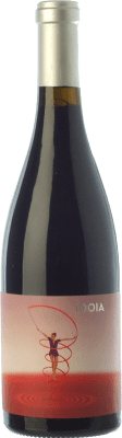 12,95 € Free Shipping | Red wine Ca N'Estruc Idoia Negre Crianza D.O. Catalunya Catalonia Spain Syrah, Grenache Bottle 75 cl