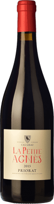 9,95 € Envoi gratuit | Vin rouge Cal Grau La Petite Agnès Joven D.O.Ca. Priorat Catalogne Espagne Grenache, Carignan Bouteille 75 cl
