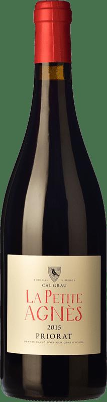 9,95 € Envío gratis   Vino tinto Cal Grau La Petite Agnès Joven D.O.Ca. Priorat Cataluña España Garnacha, Cariñena Botella 75 cl