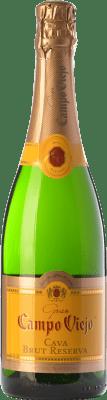 9,95 € Envoi gratuit   Blanc mousseux Campo Viejo Gran Brut Reserva D.O. Cava Catalogne Espagne Macabeo, Xarel·lo, Parellada Bouteille 75 cl