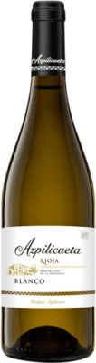 9,95 € Free Shipping | White wine Campo Viejo Azpilicueta Crianza D.O.Ca. Rioja The Rioja Spain Viura Bottle 75 cl