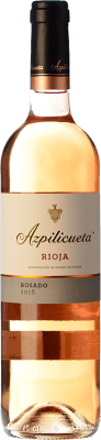 9,95 € Free Shipping | Rosé wine Campo Viejo Azpilicueta D.O.Ca. Rioja The Rioja Spain Tempranillo, Viura Bottle 75 cl